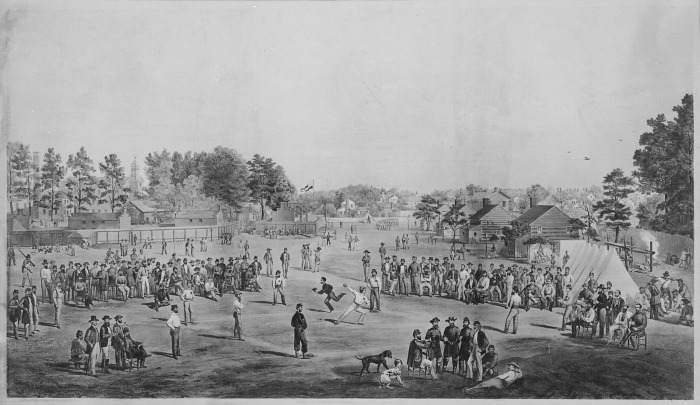 baseball_game_between_union_prisoners_at_salisbury_north_carolina_1863_-_nara_-_530502