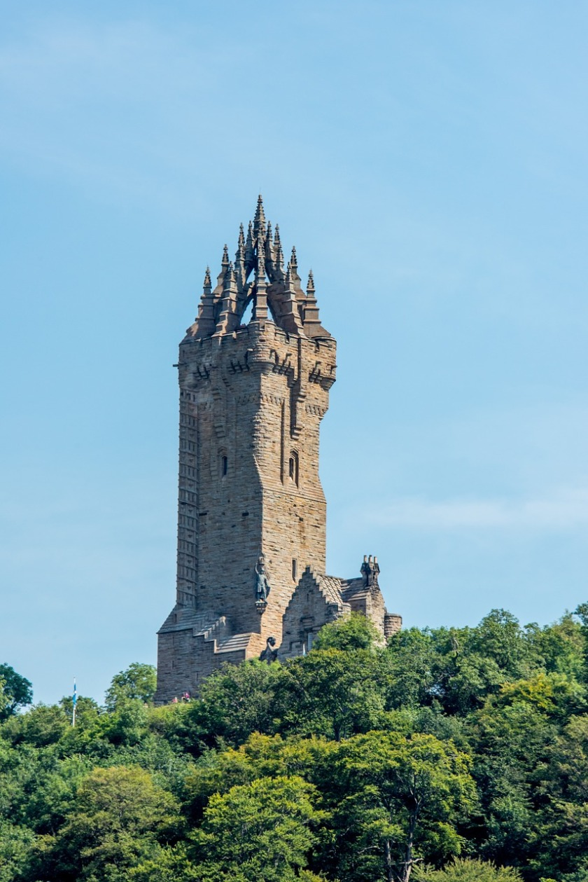 william-wallace-monument-1256291_1280