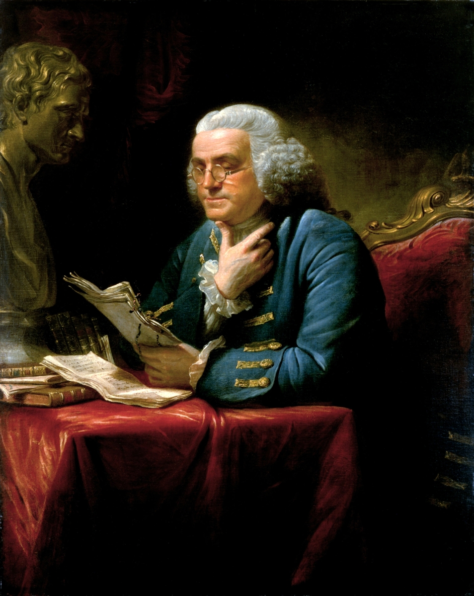 Did Ben Franklin introduce tofu to America?