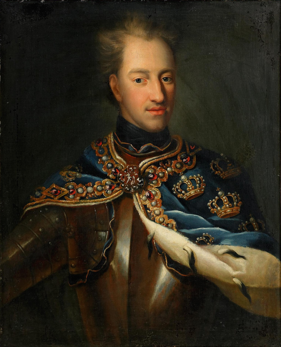 Why did Charles XII of Sweden fail to conquer Russia in 1708?