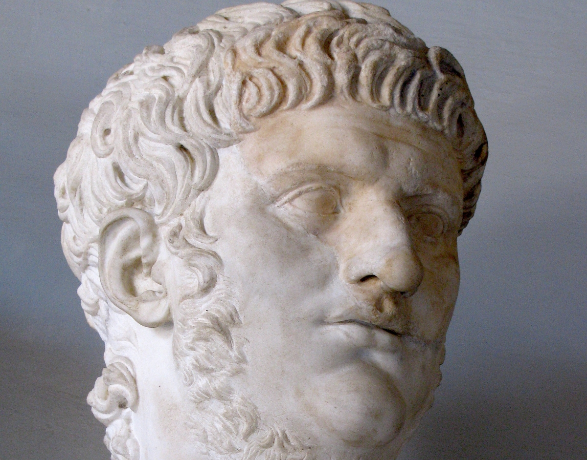 What was the impact of the Emperor Nero on the Roman Empire?