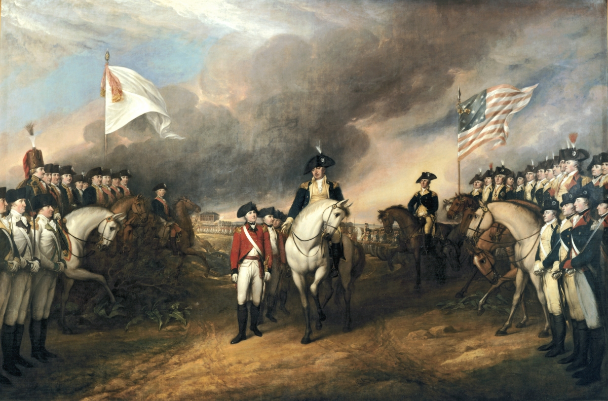 September 28, 1781: The Beginning of the End of the American Revolution