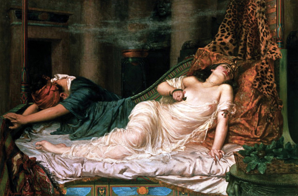 How Did Cleopatra Die?