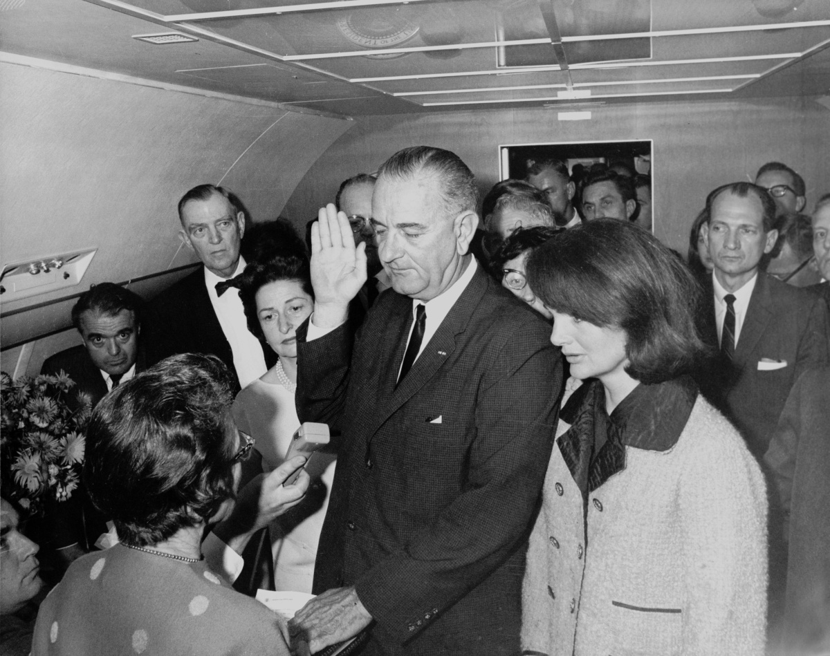Lyndon Johnson left office as a deeply unpopular president. So why is he so admired today?