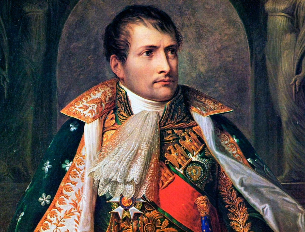 Napoleon as Emperor was an ill-tempered megalomanic who hobbled France